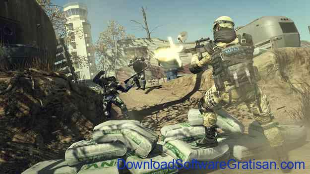 Game Online Free to Play FPS untuk PC WarFace