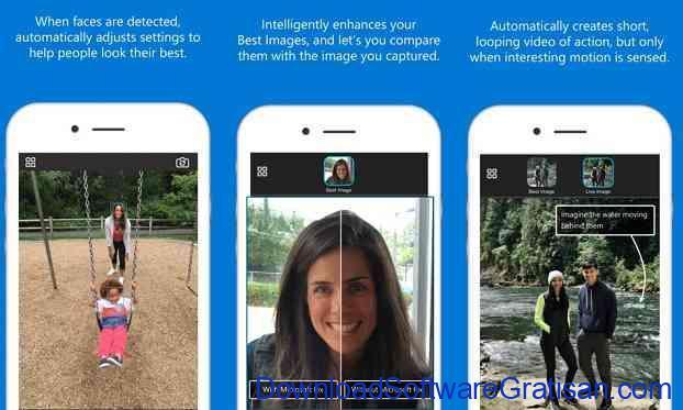 Pix Aplikasi Selfie dengan Kecerdasan Buatan dari Microsoft