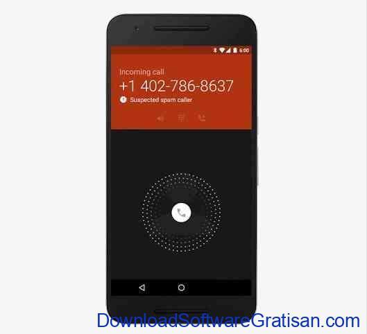 Sekarang Android dapat Mengidentifikasi Panggilan Telepon Spam