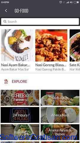 Rekomendasi Aplikasi Gratis untuk Mahasiswa Gofood Gojek