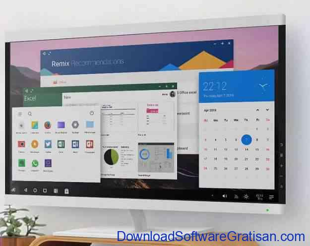 Remix OS 3.0 Membawa Android 6.0 Marshmallow ke PC