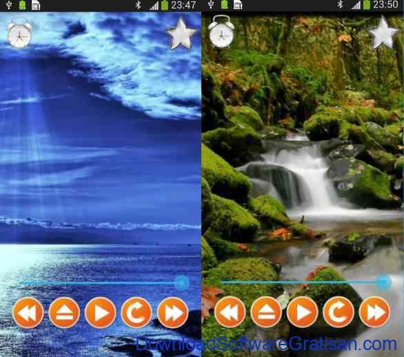 Aplikasi Android untuk Membantu Tidur Nyenyak Nature Sounds Relax and Sleep