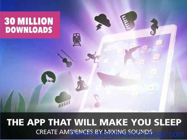 Aplikasi Android untuk Membantu Tidur Nyenyak Relax Melodies