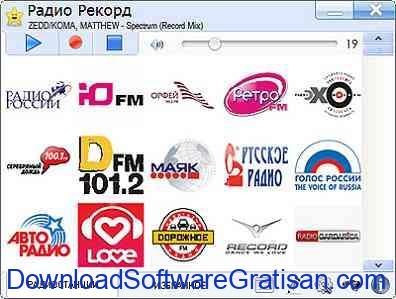 Aplikasi Radio Radiotochki Plus