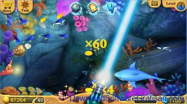 Game Memancing Ikan GRATIS fishing diary