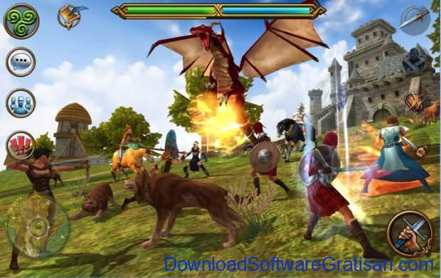 10-game-mmorpg-gratis-terbaik-untuk-android-celtic-heroes