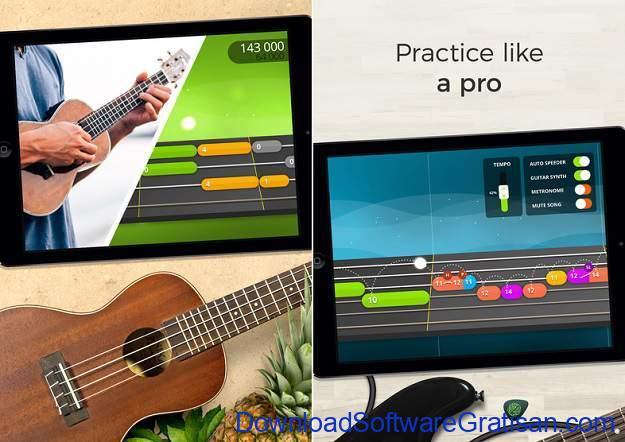 Aplikasi Gitar Terbaik Android dan iPhone yousician