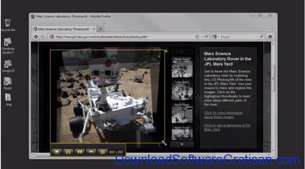 Aplikasi Perekam Layar PC Gratis Terbaik Rylstim Screen Recorder