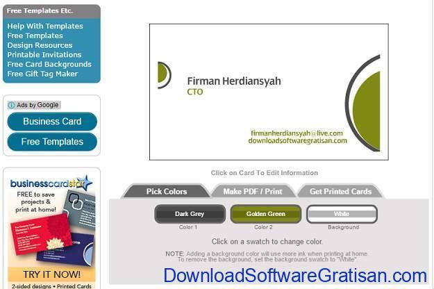 cara-mudah-membuat-kartu-nama-online-business-card-land