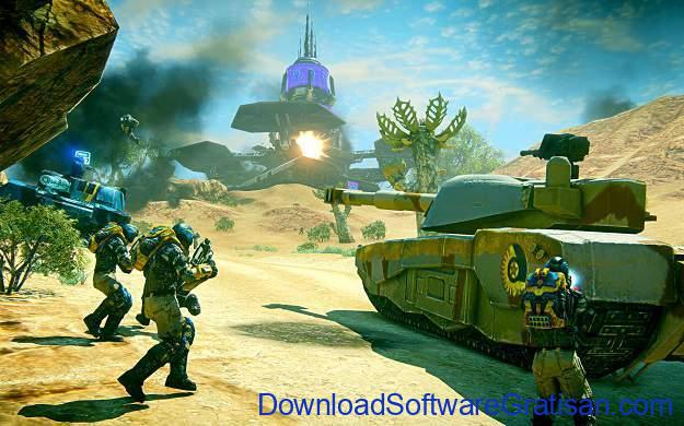 game fps gratis planetside 2