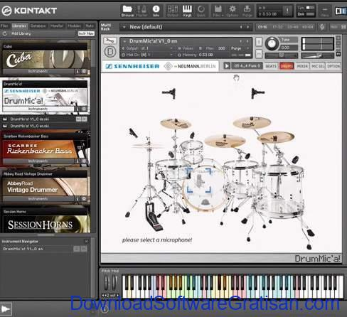 midi-drum-gratis-terbaik-sennheiser-drummica
