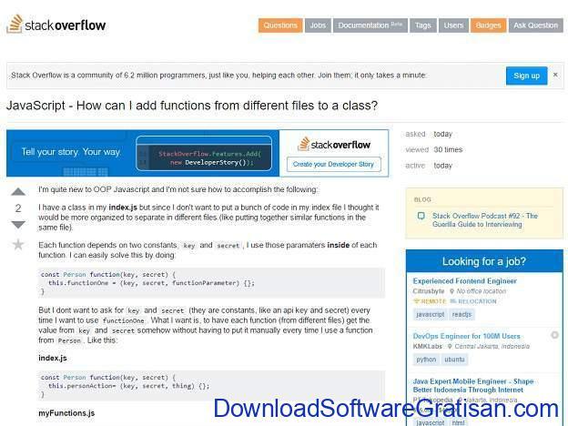 website-terbaik-untuk-bertanya-stack-overflow