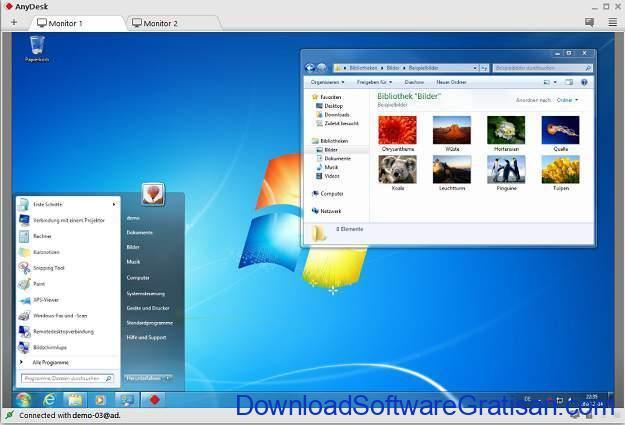 Aplikasi Remote Desktop Gratis Terbaik untuk PC anydesk