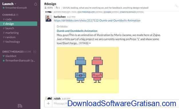 Forum Terbaik untuk Web Designer Launch Chat