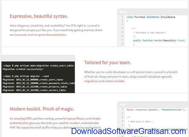 framework-php-terbaik-laravel