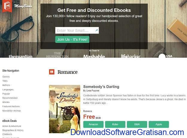 situs-terbaik-untuk-download-ebook-gratis-manybooks