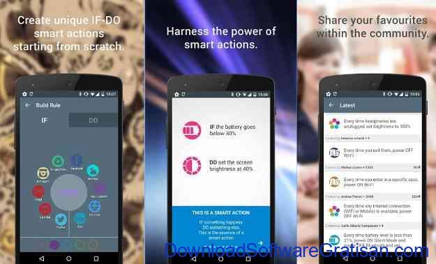 Aplikasi Gratis Otomasi Perangkat Android Atoma