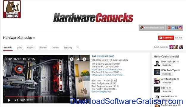 channel-teknologi-youtube-hardwarecanucks