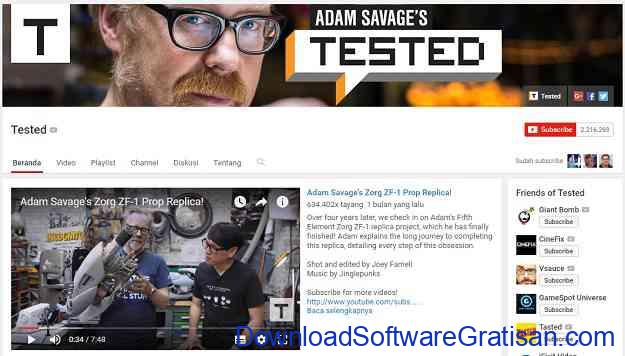 channel-teknologi-youtube-testedcom