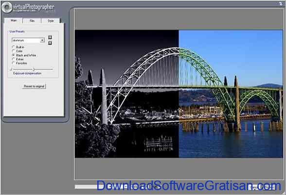 Ekstensi atau Plugin Gratis untuk Photoshop VirtualPhotographer