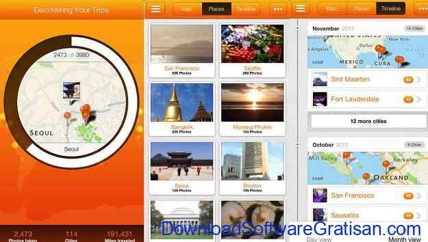 Aplikasi Jurnal Perjalanan Wisata Trevi