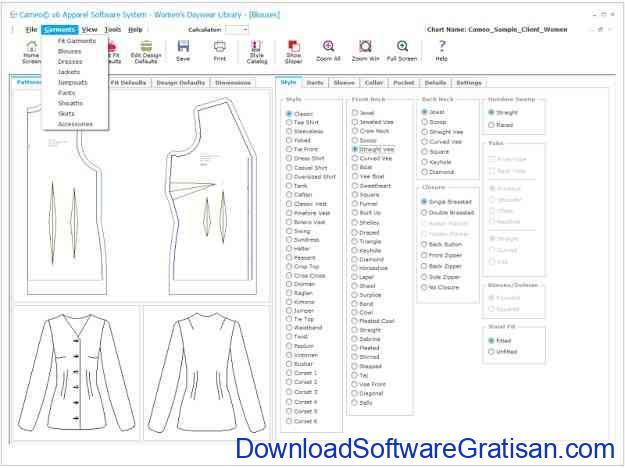 Aplikasi untuk Desain Cameo