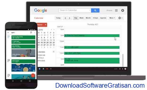 Cara Menetapkan Tujuan Pada Google Calendar
