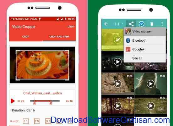 Aplikasi Crop Video untuk Android Crop Video by Donna Danley