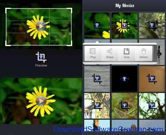 Aplikasi Crop Video untuk Android Crop Video by Photo Designer