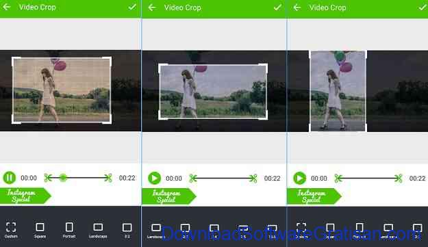 Aplikasi Crop Video untuk Android Video Crop by Any VideoLab USA