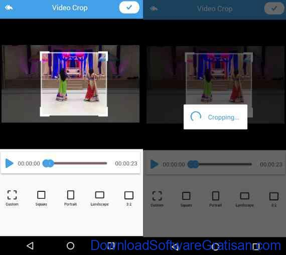 Aplikasi Crop Video untuk Android Video Crop by Photo And Video Apps
