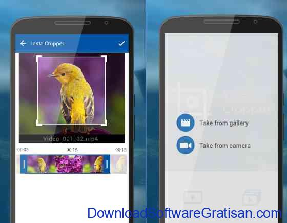 Aplikasi Crop Video untuk Android Video Crop by Photo Slideshow with Music