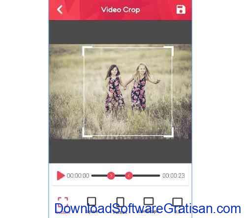 Aplikasi Crop Video untuk Android Video Crop by Photos Editor Apps