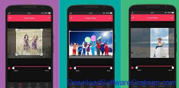 Aplikasi Crop Video untuk Android Video Crop by Video Creation Apps