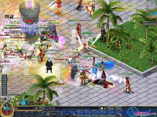 Game MMORPG Gratis Conquer Online