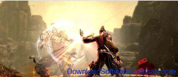 Game MMORPG Gratis Terbaik Blade and Soul