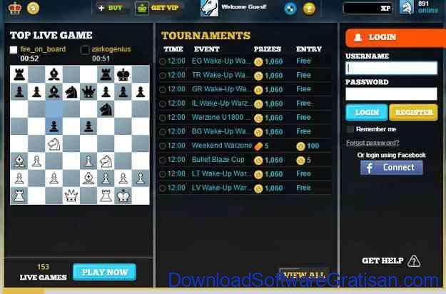 Game Catur Online Terbaik chesscube