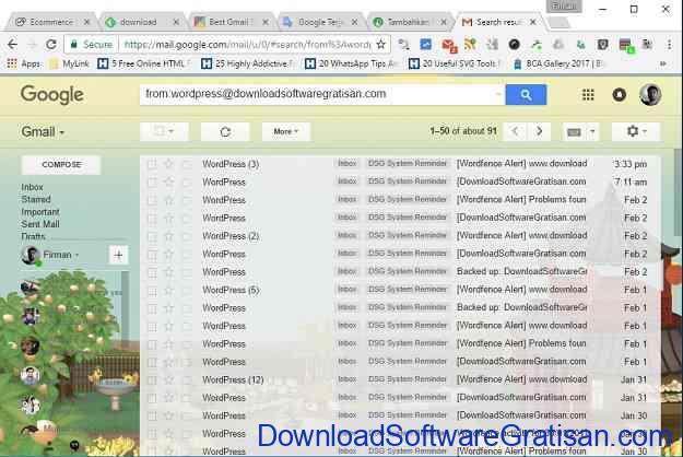 Tips dan Trik Terbaik untuk Pencarian Email di Gmail FROM TO