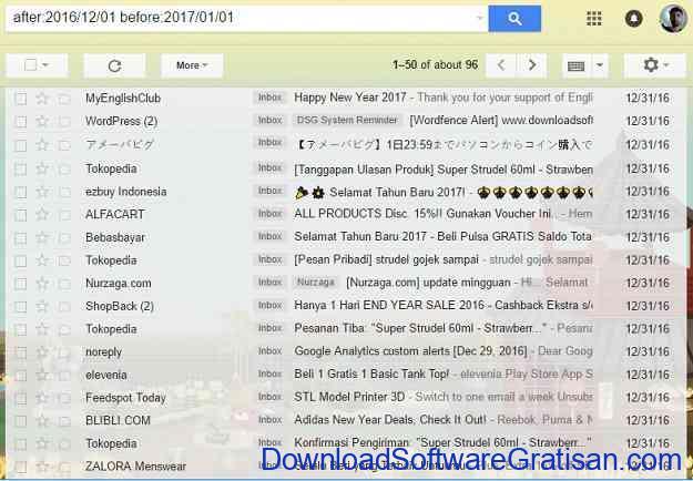 Tips dan Trik Terbaik untuk Pencarian Email di Gmail after before