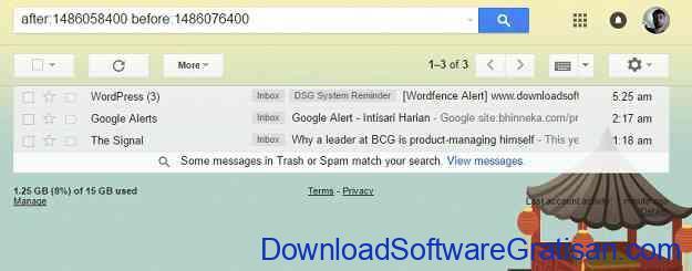 Tips dan Trik Terbaik untuk Pencarian Email di Gmail timestamp