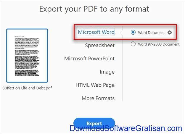 3 Cara Mengubah PDF ke Word - ss 2
