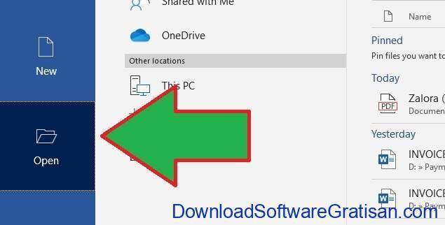3 Cara Mengubah PDF ke Word - ss 4