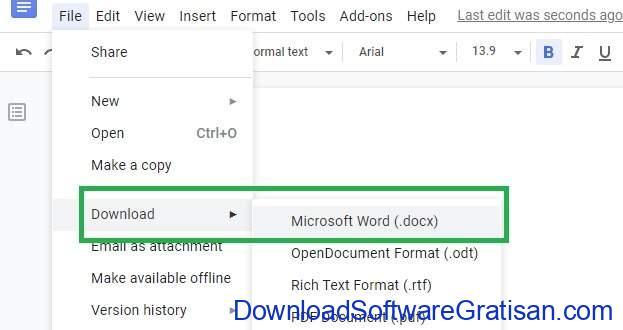 3 Cara Mengubah PDF ke Word - ss 8