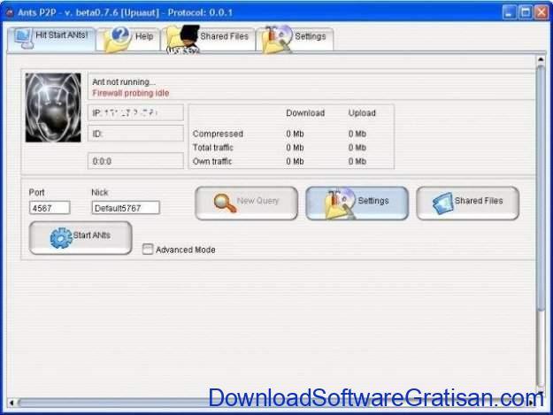 Aplikasi Peer-to-Peer (P2P) Gratis Terbaik untuk Sharing File ANts P2P