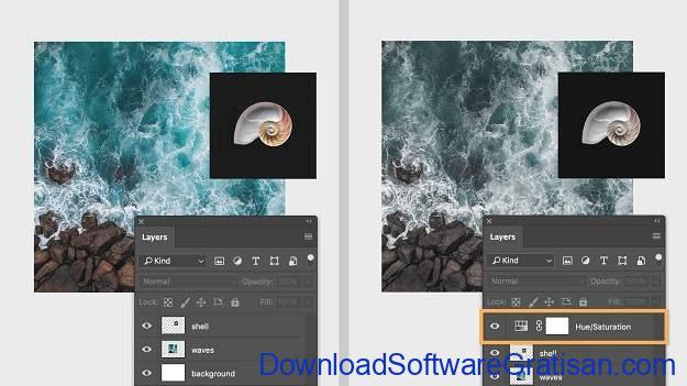 Adobe Photoshop CC Review - Layer
