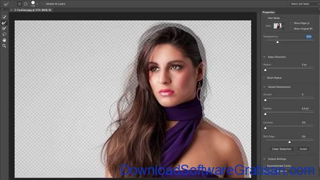 Adobe Photoshop CC Review - Selection