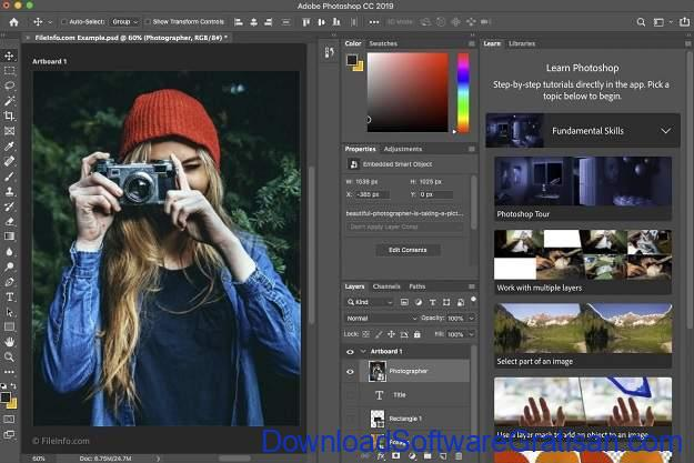 Adobe Photoshop CC Review