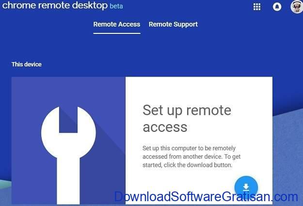 Akses Jarak Jauh Komputer Lain Dengan Chrome Remote Desktop Step 1