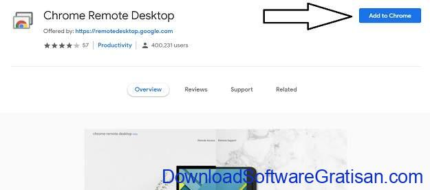 Akses Jarak Jauh Komputer Lain Dengan Chrome Remote Desktop Step 2