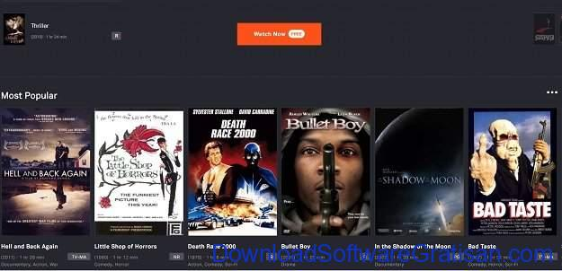 Alternatif Netflix untuk Streaming Film & Acara TV Online Tubi TV